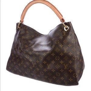 Authentic Louis Vuitton Monogram Artsy MM